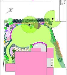 Plan Garten Schlachtensee